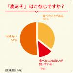 """愛媛県外の半数以上の人が知らない!""""麦みそ""""が持つ健康効果2つ"""